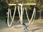 Játszótér - kötélfonat
