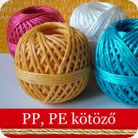 PP, PE kötöző