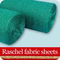 Raschel Fabric Sheets